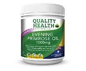 Quality Health Evening Primrose Oil 200 Capsules