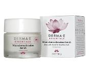 DermaE Essentials Microdermabrasion Scrub 56g